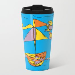 Days at Sea Travel Mug
