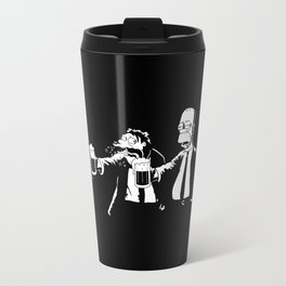 Pulp Simpson Travel Mug