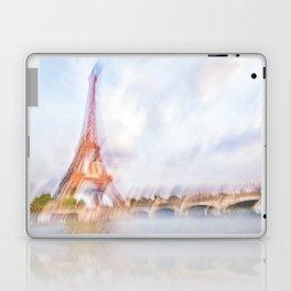 The Eiffel Tower 3 Laptop & iPad Skin