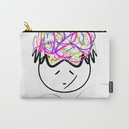 you love me ? Carry-All Pouch