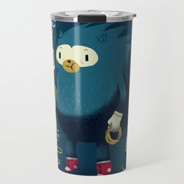 1 up! Travel Mug
