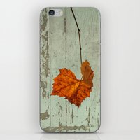 thanksgiving iPhone & iPod Skins featuring Thanksgiving by V. Sanderson / Chickens in the Trees