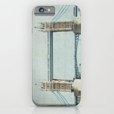 Letters From the Tower Bridge - London Slim Case iPhone 6s