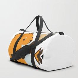 Smol Bean Fox Duffle Bag