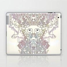 Flowerpot Man Laptop & iPad Skin