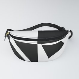 Abstract Figure 03 Fanny Pack