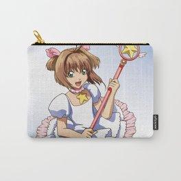 Sakura Platina Carry-All Pouch