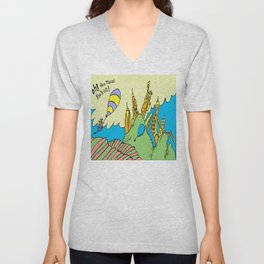 Oh! the places youll go : New York edition Unisex V-Neck