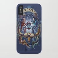 borderlands iPhone & iPod Cases featuring Tales from the Borderlands - Do it for Her by animatenowsleeplater