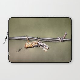 Hang on Baby Friday's Coming Laptop Sleeve