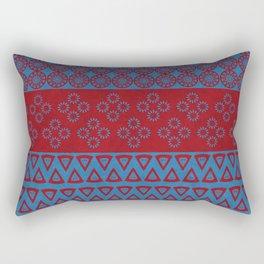 Japanese Style Bohemian Pattern Rectangular Pillow