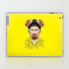 Breaking Bad - Walter White in Lab Gear Laptop & iPad Skin