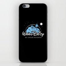 My Dream Neighbor (Totoro) iPhone & iPod Skin