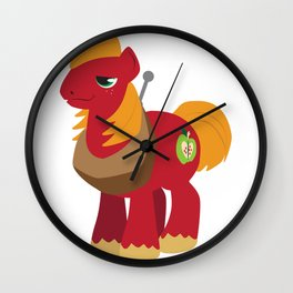 Big Mac (simple) Wall Clock