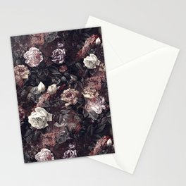 EXOTIC GARDEN - NIGHT III Stationery Cards