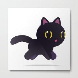 Love Kitten Metal Print