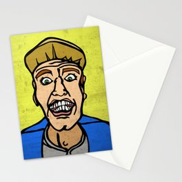 Pitch Perfect Ernest P. Worrell Stationery Cards