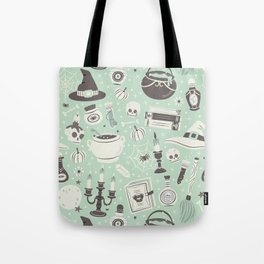 Witchy Vibes Tote Bag
