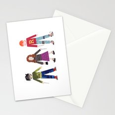 Harry, Hermione, and Ron Stationery Cards
