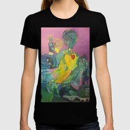 """""""The Ocean Goddess"""" T-shirt"""