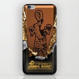 Jabba Bars iPhone Skin