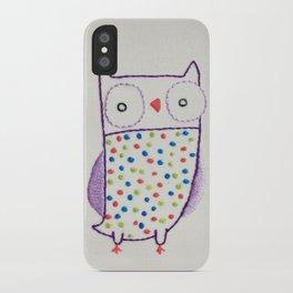 O Owl iPhone Case
