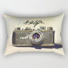 Selfie Rectangular Pillow