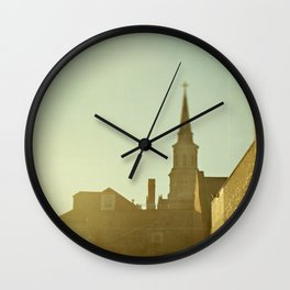 Charleston, South Carolina Wall Clock