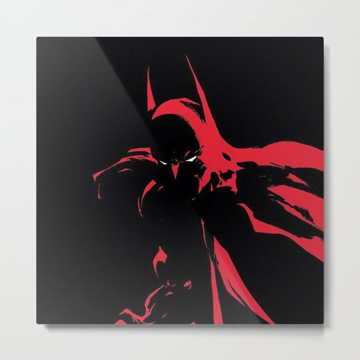 Super Hero 13 Metal Print