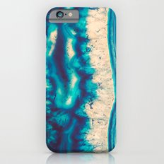 Blue Agate Water Element  iPhone 6s Slim Case