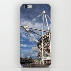 Millenium Stadium, Cardiff. iPhone & iPod Skin
