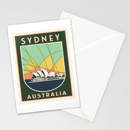 Sydney Stationery Cards