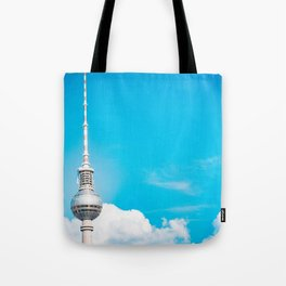TV Tower - Berlin Tote Bag