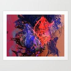 skurl Art Print