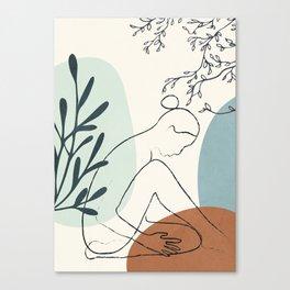 Breeze III Canvas Print