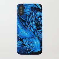 koi fish iPhone & iPod Cases featuring Koi Fish by Absorb81
