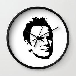 Greendale: JEFF WINGER Wall Clock
