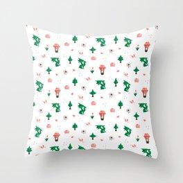 Artisans Spyro Throw Pillow