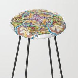 Symbiosis Counter Stool