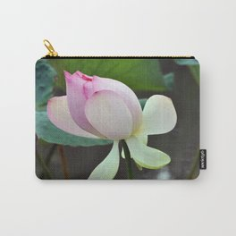 The Pink Lotus Carry-All Pouch