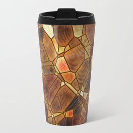 Stained Glass - Copper Travel Mug