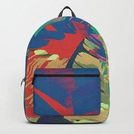 Tropic Topic Backpack