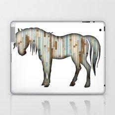 Wooden horse Laptop & iPad Skin