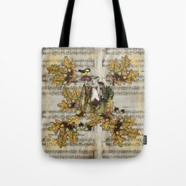 History of the autumn forest_4 Tote Bag