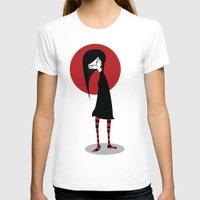 mia wallace T-shirts featuring Mia by Volkan Dalyan