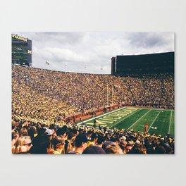 The Big House Canvas Print