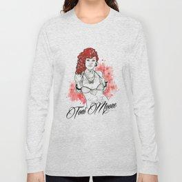 Toni Moore Long Sleeve T-shirt
