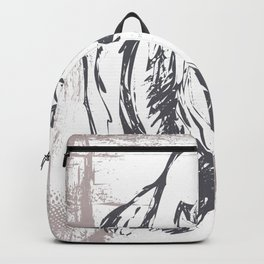 Bison - Abstract Backpack