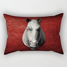 EQVVS (Background option) Rectangular Pillow