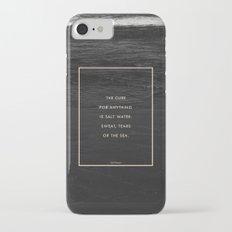 Salt Water iPhone 7 Slim Case
